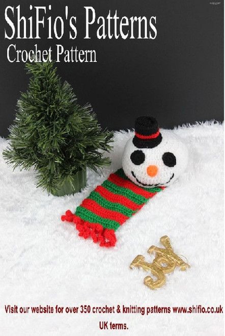 Crochet Pattern #230S