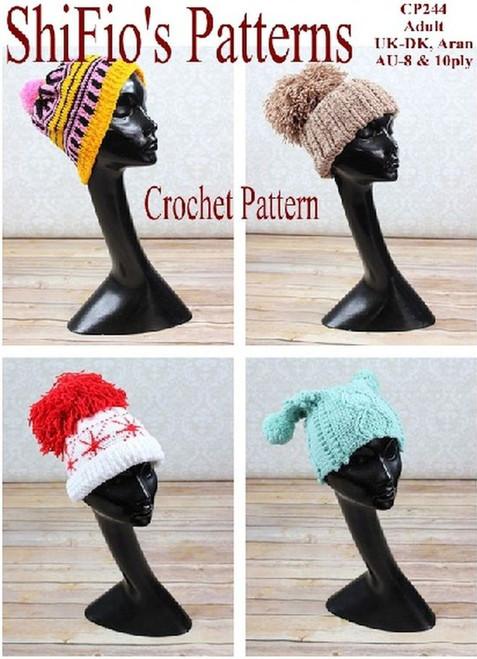 Crochet Pattern #244