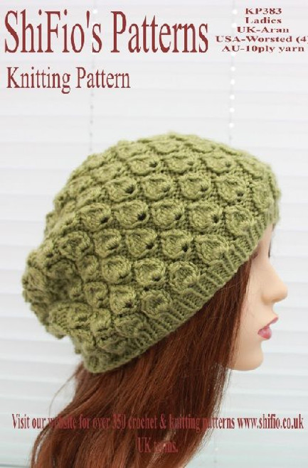 Knitting Pattern 383