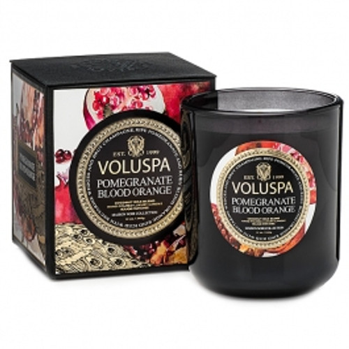 VOLUSPA - Pomegranate Blood Orange Candle  12oz