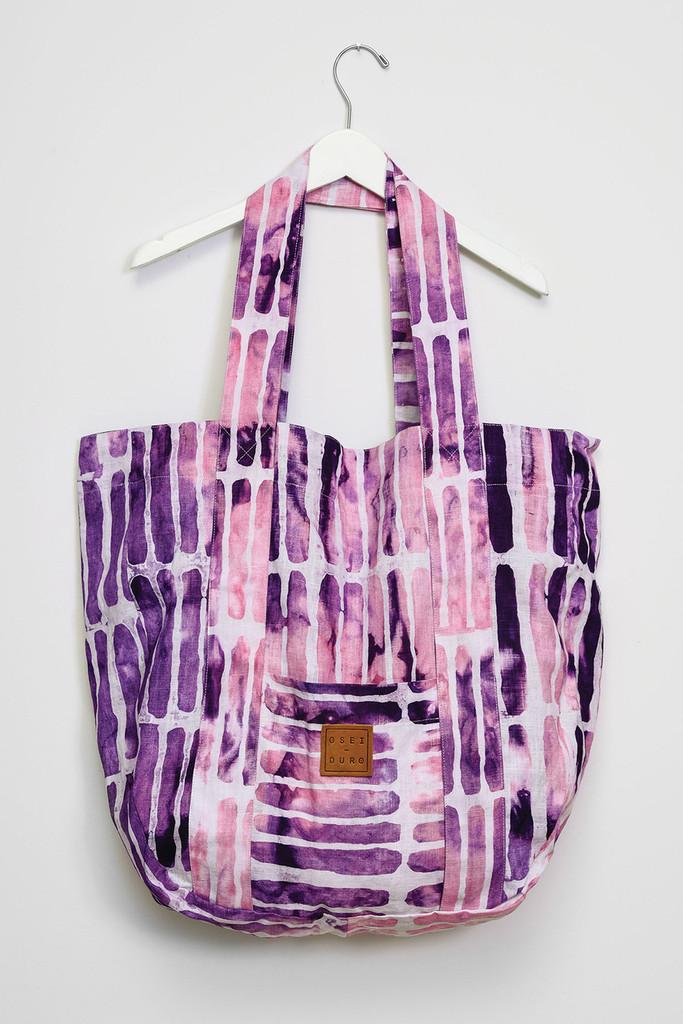 Magna Carry-All, Fuchsia Chalk