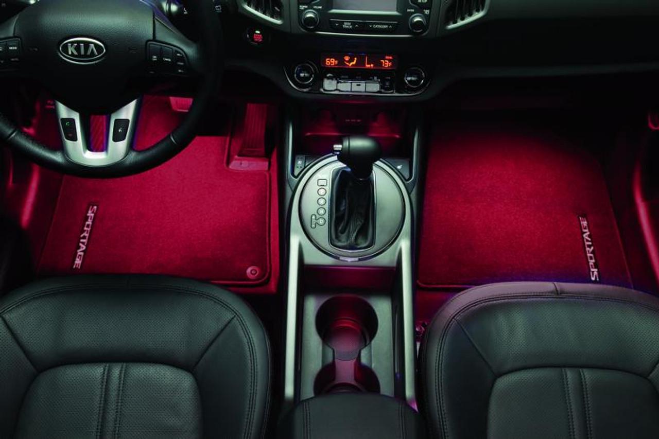 Kia Sportage Interior Lighting Kit