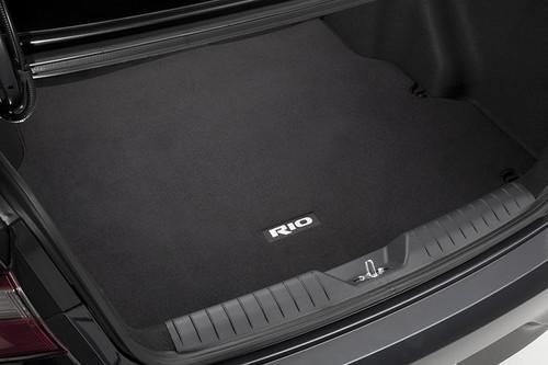 Kia Rio Cargo Mat