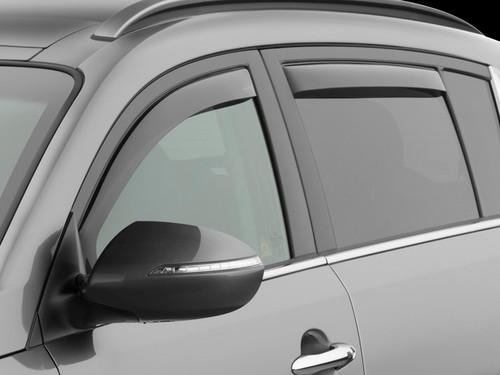Kia Sportage WeatherTech Vent Visors