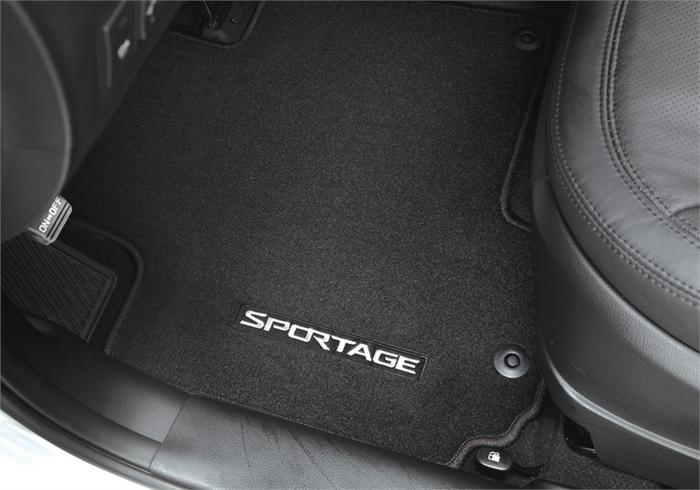 Kia Sportage Floor Mats