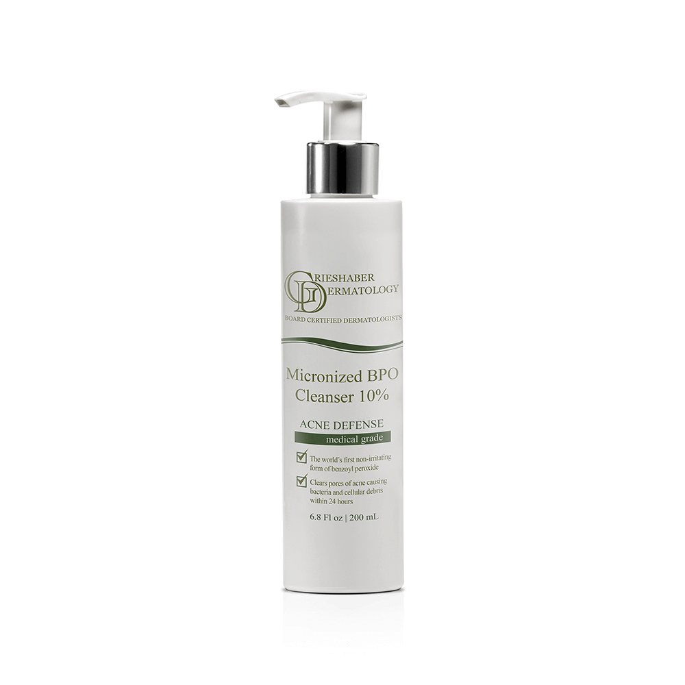 GD Micronized BPO Cleanser 10%
