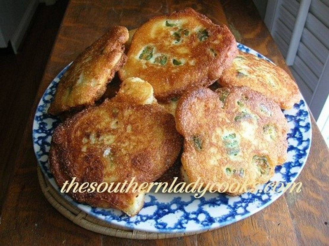 ​Okra Fritters