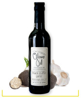 Black Truffle Garlic Oil