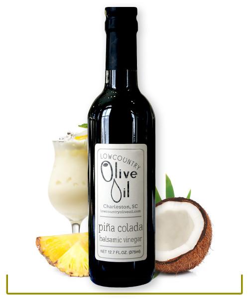 Pina Colada White Balsamic Vinegar
