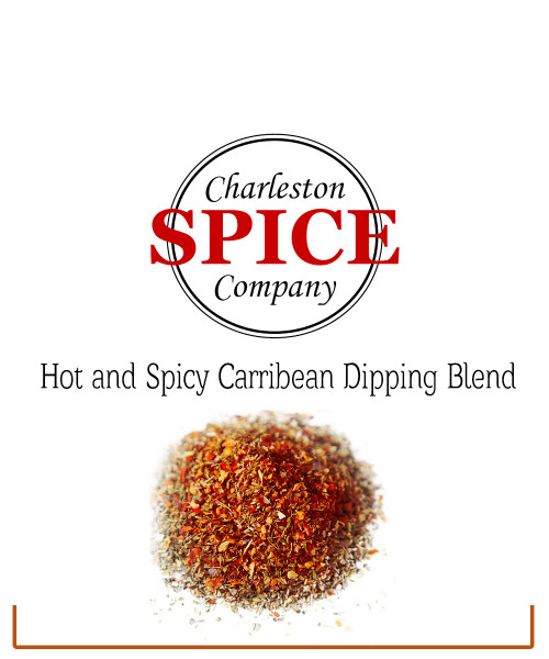 Hot and Spicy Carribean Dipping Blend