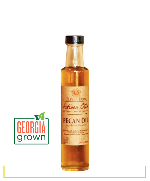 Oliver Farms Pecan Oil - Georgia 250ml