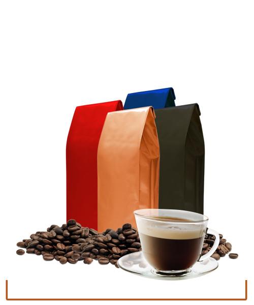 Charleston Coffee Sampler 4 Pack
