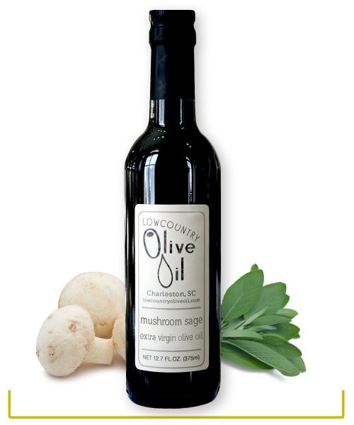 Mushroom Sage Olive Oil