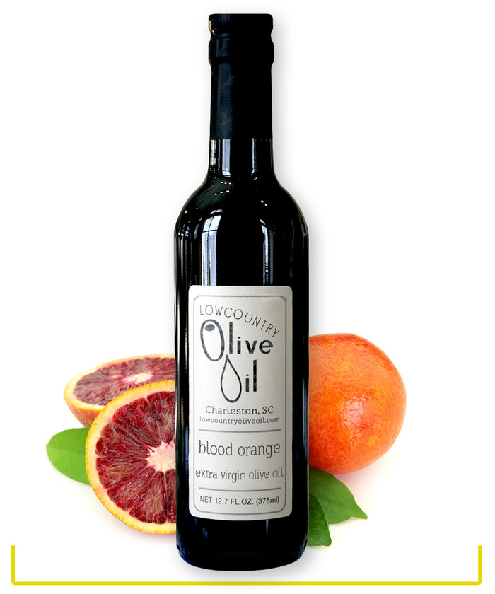 Blood Orange Extra Virgin Olive Oil