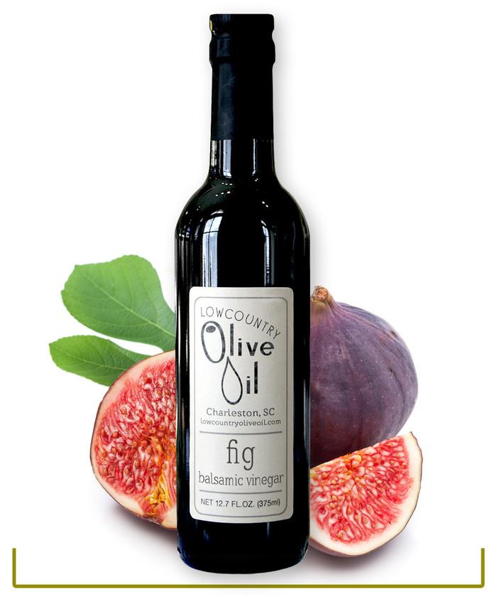 Fig Infused Dark Balsamic Vinegar