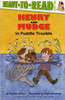 Henry and Mudge in Puddle Trouble story book