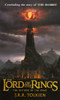 The Lord of the Rings: The Return of the King story book novel