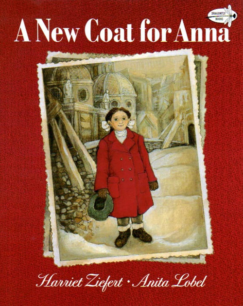 A New Coat for Anna Story Book Novel