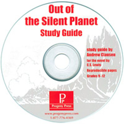 Out of the Silent Planet by C. S. Lewis, unit study guide lesson plans for literature and reading from a Christian worldview with Biblical integration. Teacher resource curriculum, hands on ideas, projects, worksheets, comprehension questions, and activities.
