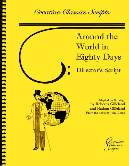 Around the World in 80 Days - Director Script