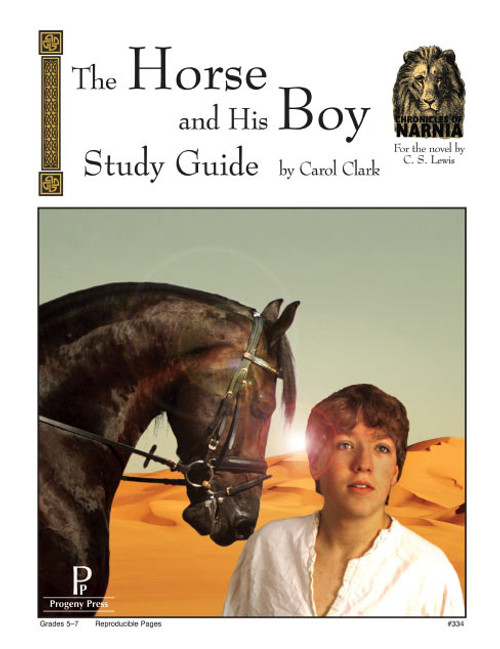 Horse and His Boy *OLD FORMAT or DAMAGED*