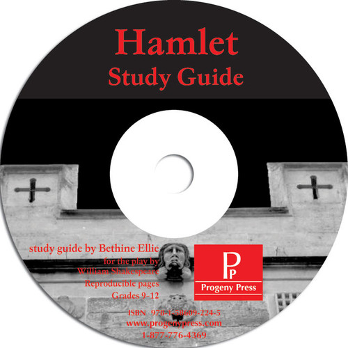 Hamlet Progeny Press unit study guide lesson plans for literature and reading from a Christian worldview with Biblical integration
