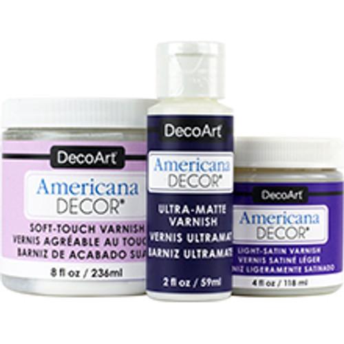 Americana Decor Varnishes