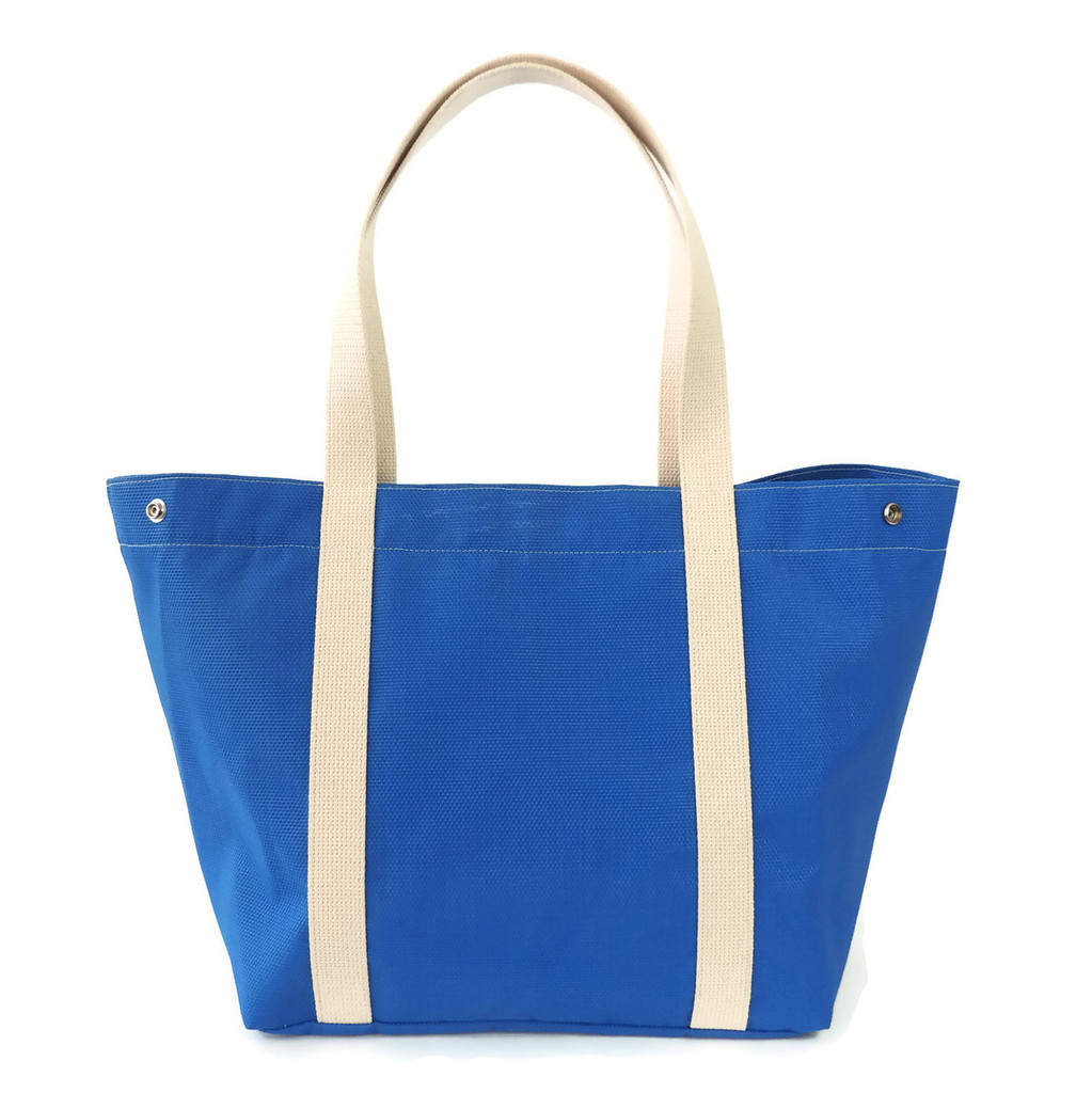 Beach Tote in Ocean Blue