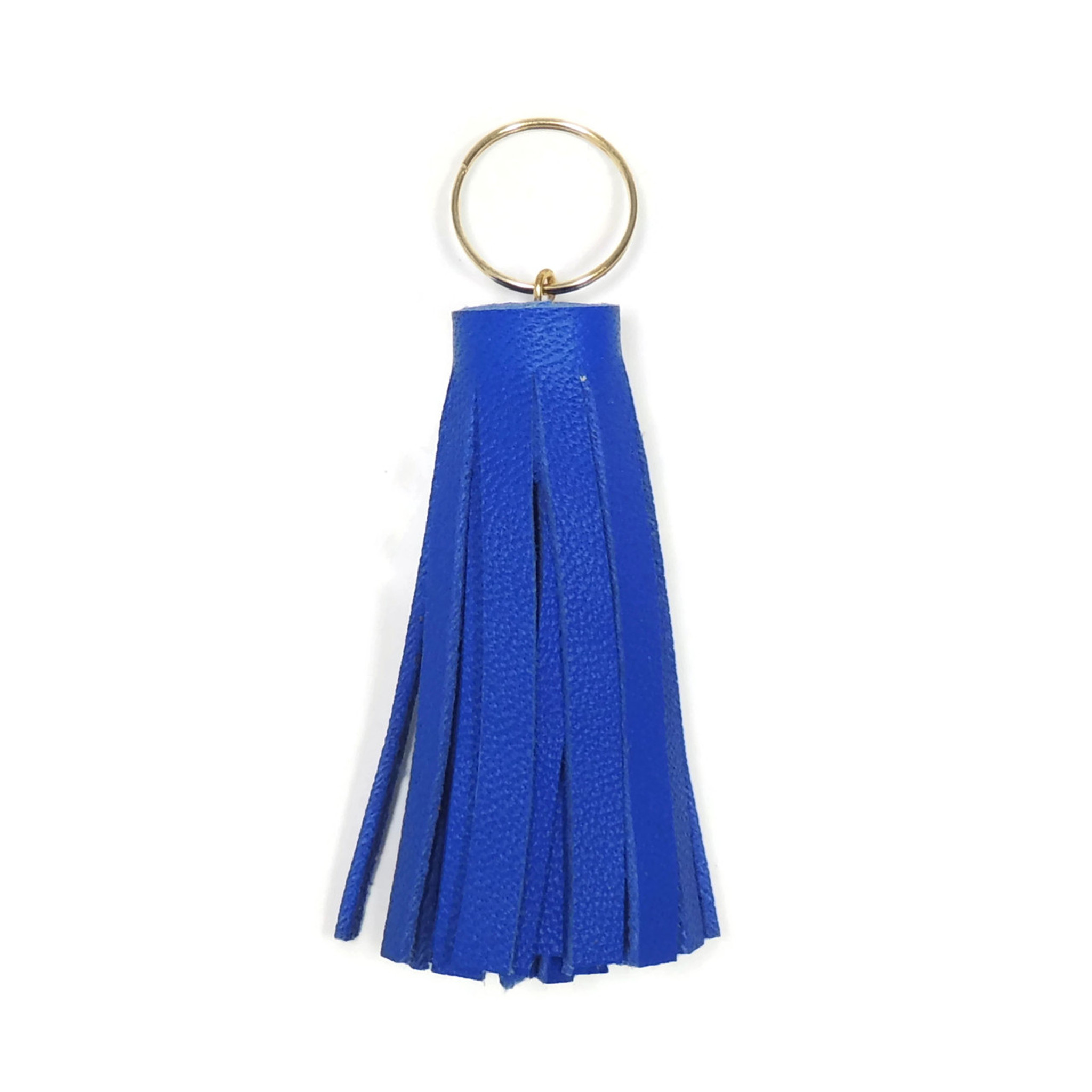 Blue Mini Tassel