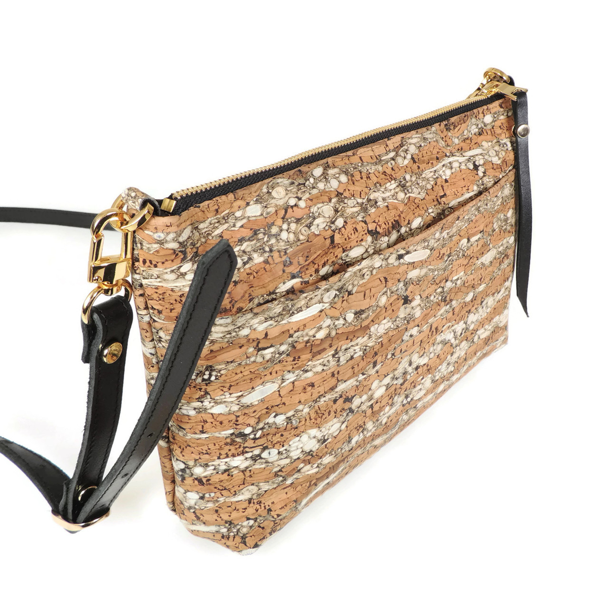 Crossbody Purse in Fennel Cork
