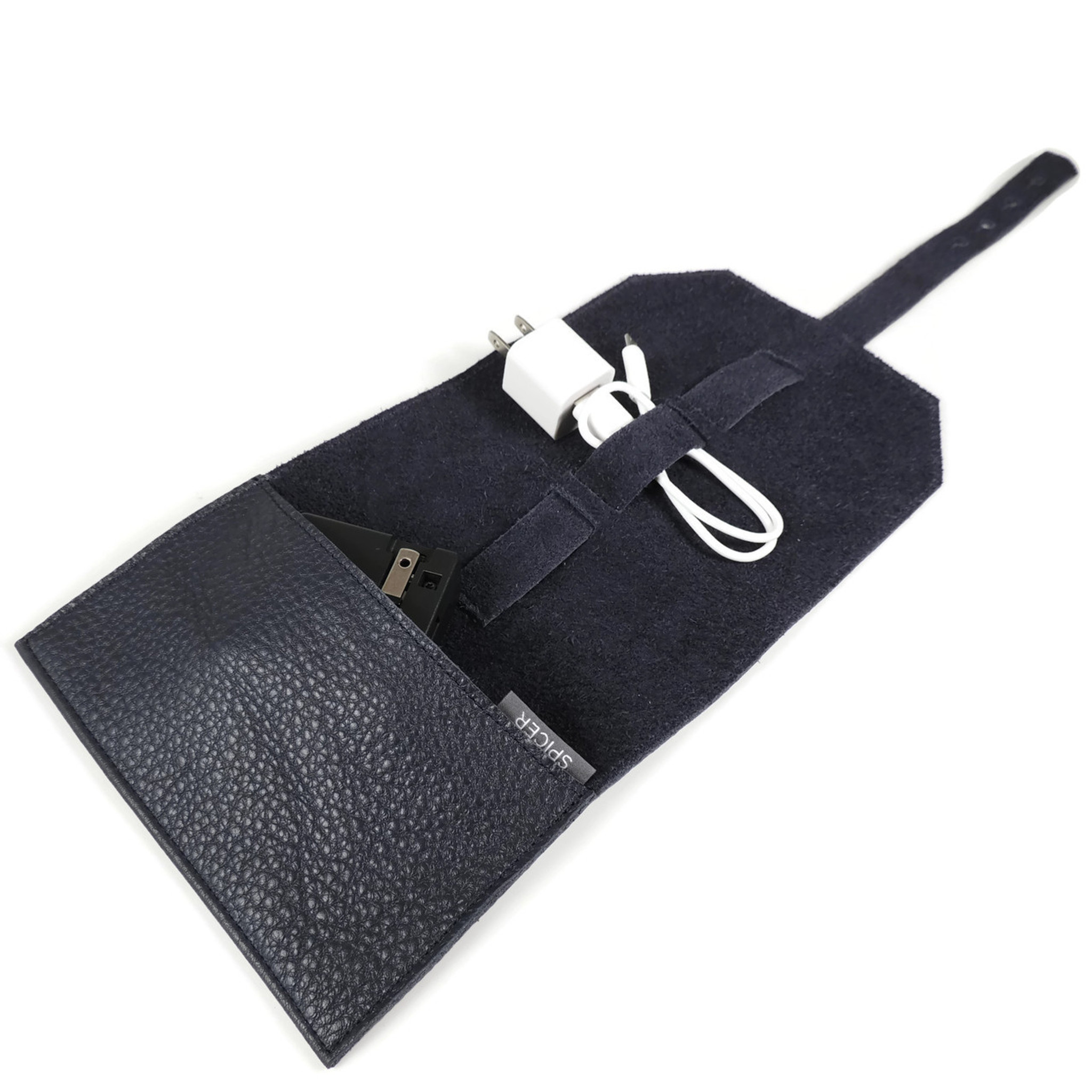 Cord Roll in Navy