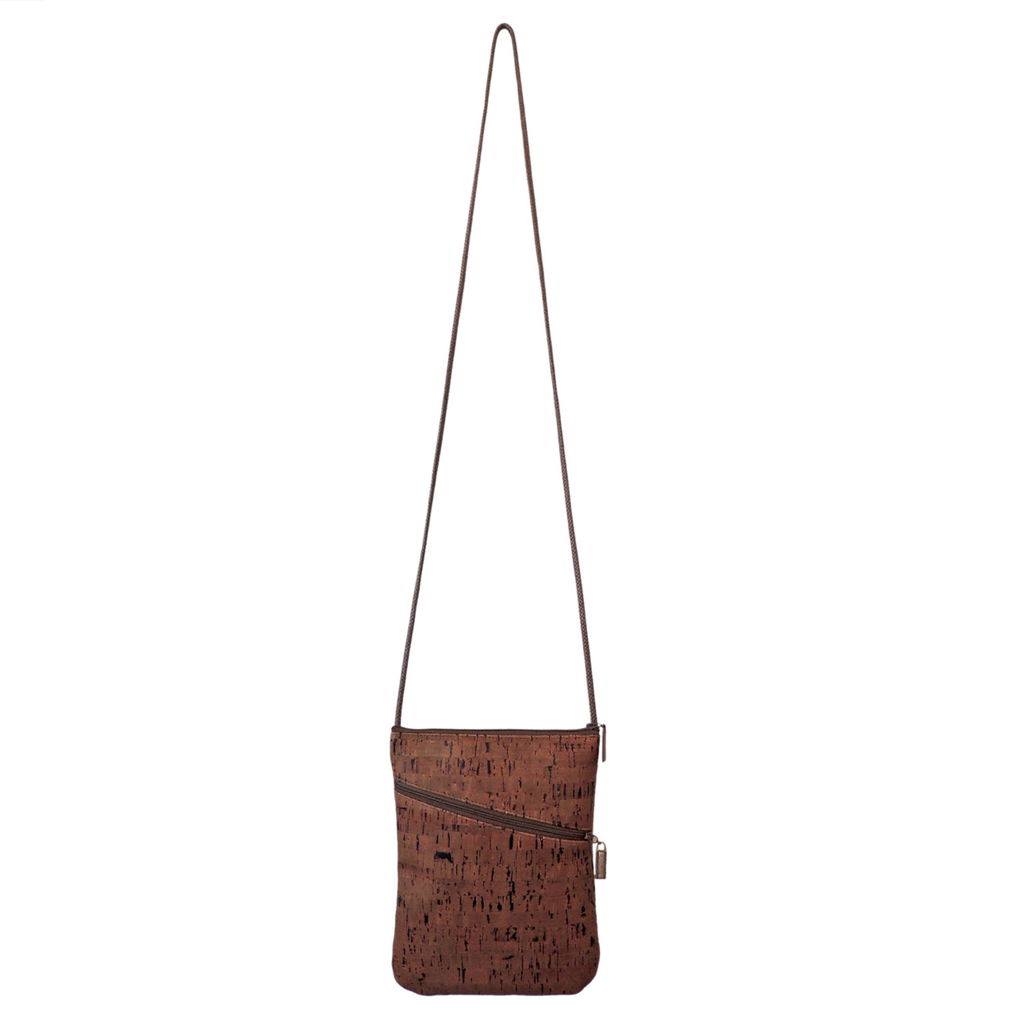 Cork Social Bag in Cork Dash Brow