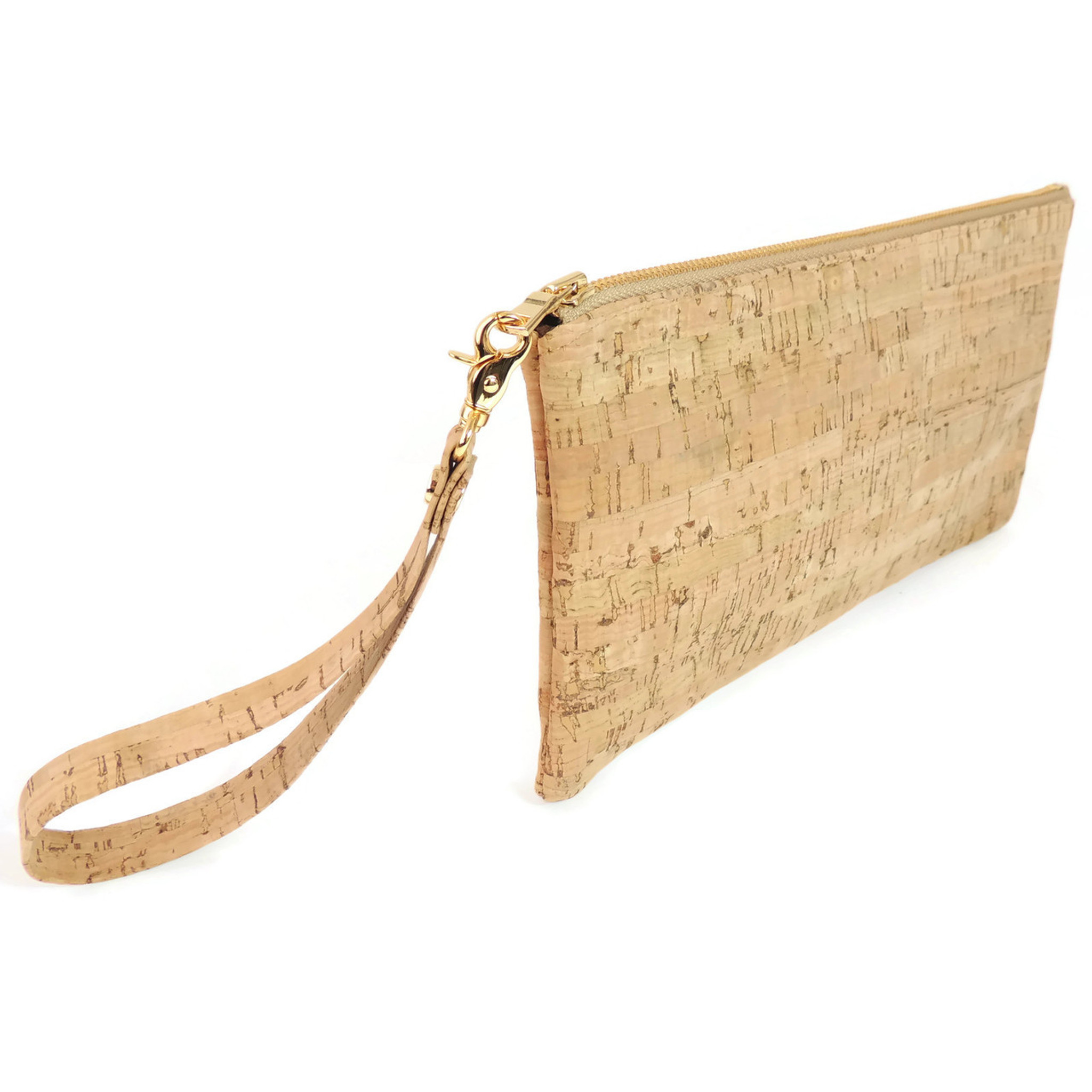 Wristlet in Cork Dash