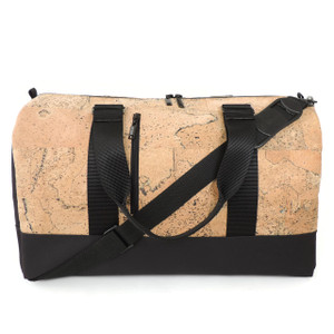 Large Duffle in Marble Cork
