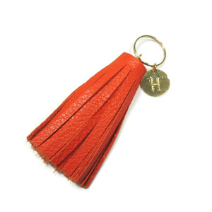 Orange Mini Tassel