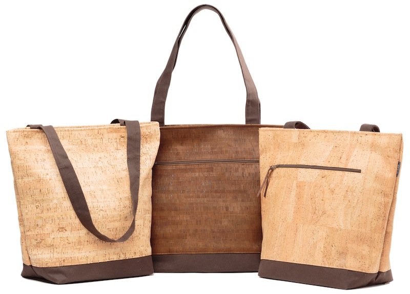 The Material Behind Our Eco Friendly Bags How Cork Fabric