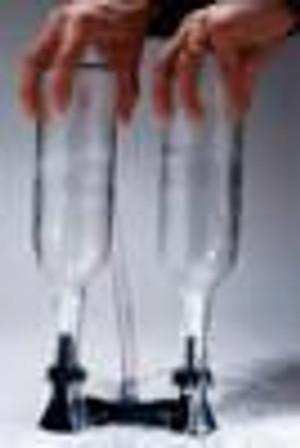 Double Blast Bottle Washer