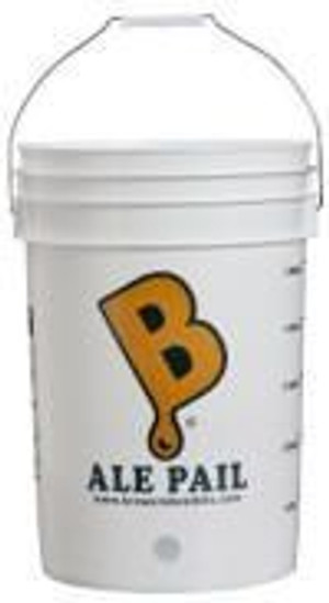"""Ale Pail"""" Bottling Bucket With"""