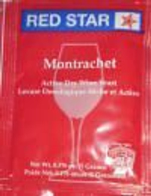 Red Star Montrachet Wine Yeast