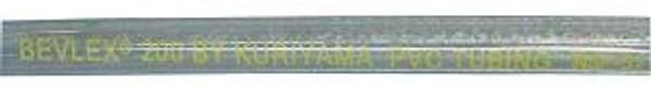BEVLEX PVC, 3/16 X 7/16 (CLR)