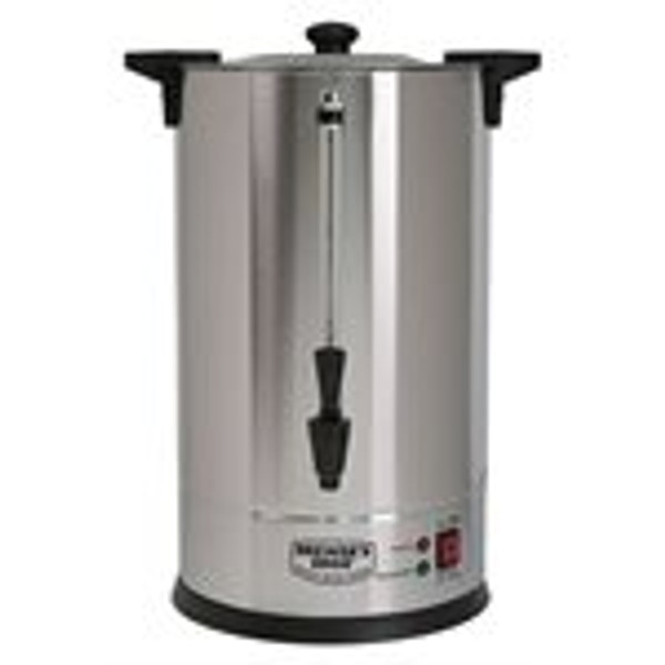 On your brew day, the last thing you want to think about is sparge water. If you want something as simple and easy to use as possible, so you can concentrate on your brewing process, the Brewer's Edge® Sparge Water Heater is the solution. It heats up to 4 gallons of sparge water to precisely 168° F and is a perfect companion to the Mash & Boil or Grainfather.