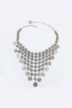 TREZO LAVI Cleopatra Necklace