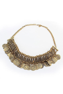 TREZO LAVI Canan Necklace