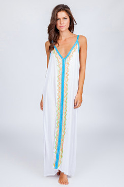 TREZO LAVI Ubud Maxi Dress