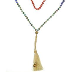 TREZO LAVI Oro Necklace