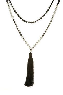 TREZO LAVI Freshwater Pearl Necklace