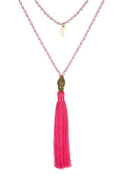2016 TREZO LAVI Gold Buddha Necklace