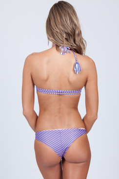 BETTINIS Perfect Fit Bottom in Stripe Nude