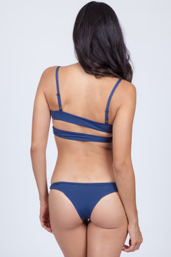 TAVIK Ali Bottom in Deep Cobalt