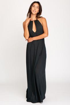 ACACIA Sumba Dress in Shadow